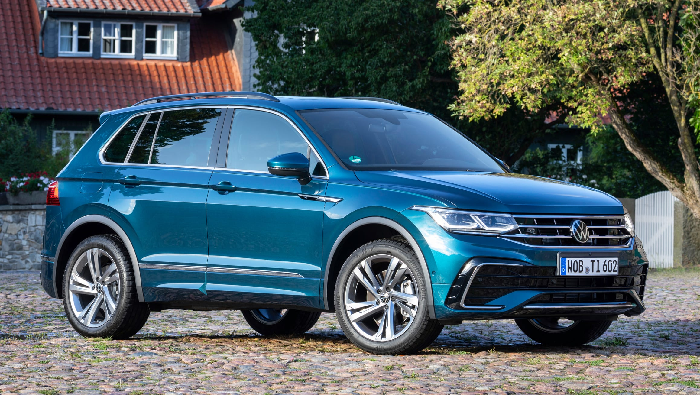 2021 VW Tiguan range detailed: Here's when facelifted ...