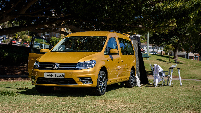VW Caddy Beach axed from Australia