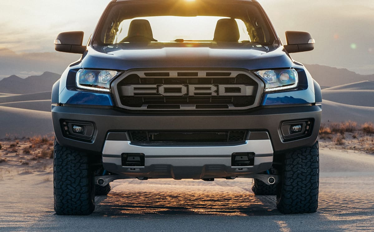 2019 Ford Ranger 3 Led Kit Plug Play