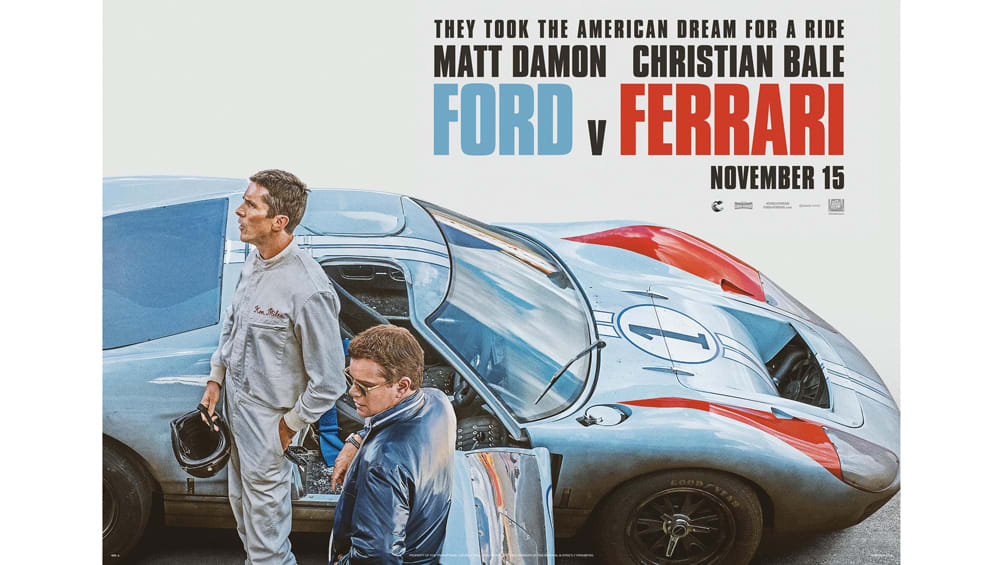 Ford V Ferrari Review Is This The Best Racing Movie Ever