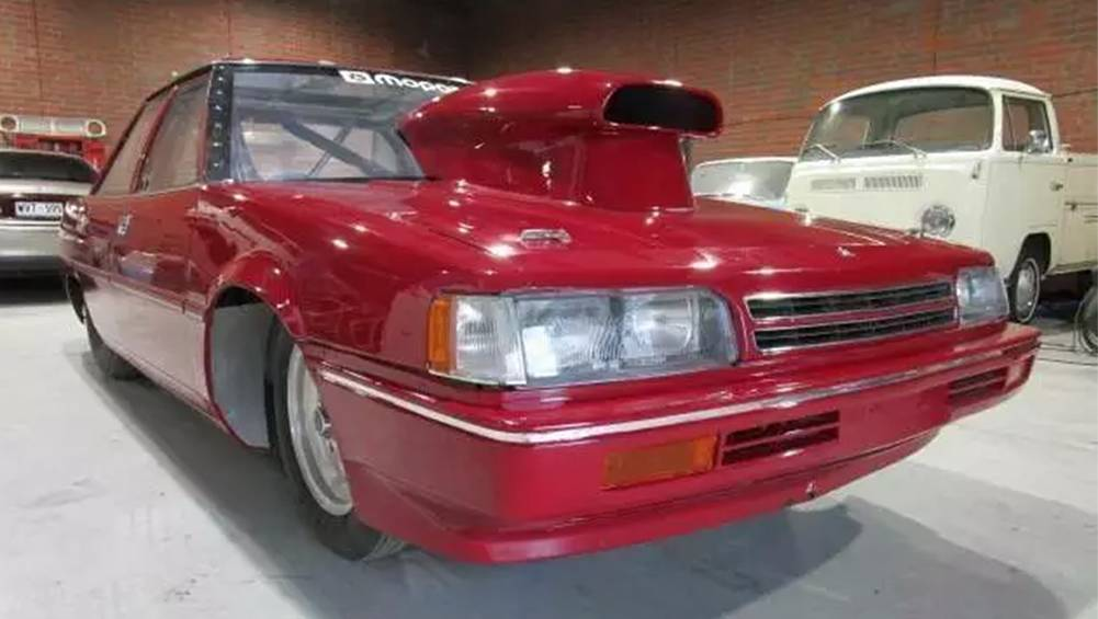 Your Dream Drag Race Magna Is For Sale Carsguide Oversteer