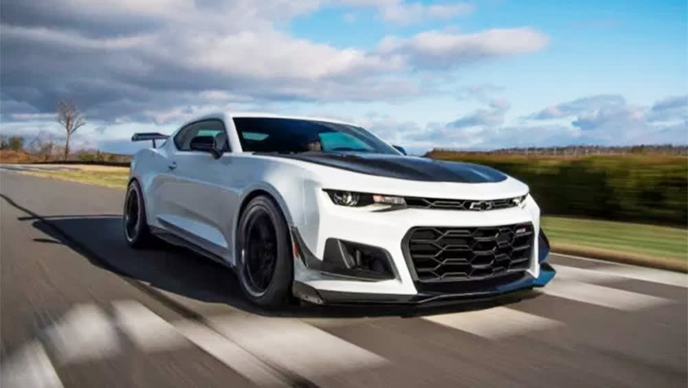 Chevy To Kill Off Camaro Is This The End Of The V8 American