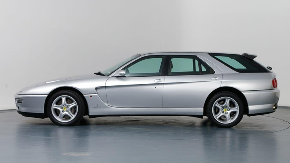 Weird Wagons Ferrari 456 Gt Venice Carsguide Oversteer