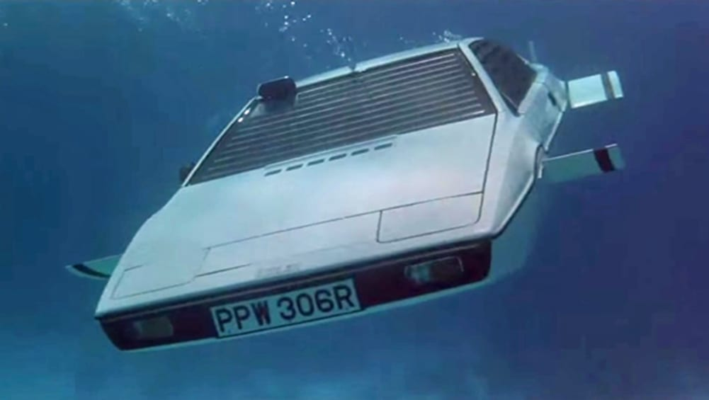 Five of the coolest movie car gadgets (that you could NOT be
