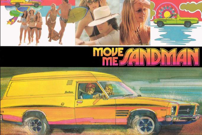 The Sandman kickstarted Aussies' love affair with the panel van.
