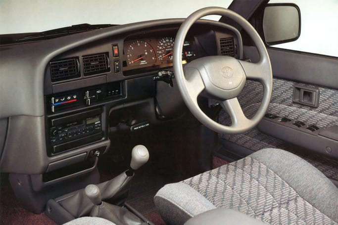 Used Toyota HiLux review: 1988-1997   CarsGuide