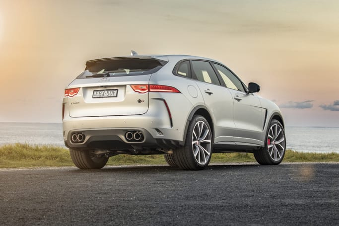 Jaguar F Pace Svr 2020 Review Carsguide
