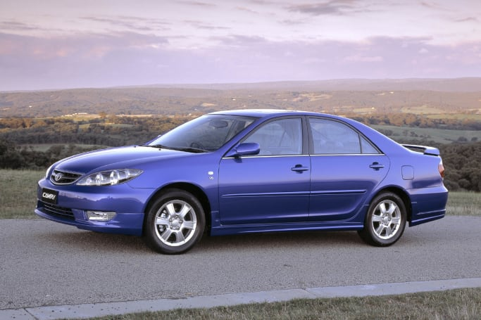 Used Toyota Camry review: 2002-2006 | CarsGuide