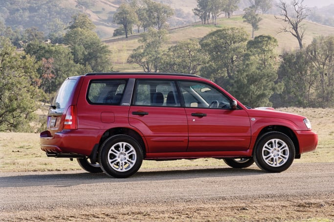 Used Subaru Forester review: 2002-2008 | CarsGuide