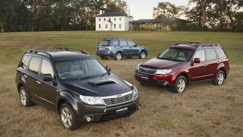 Used Subaru Forester review: 2008-2013 | CarsGuide