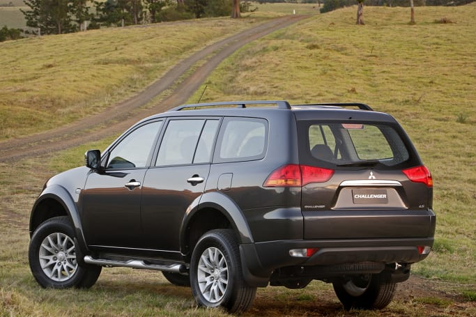 Mitsubishi Challenger review: 2009-2015 | CarsGuide