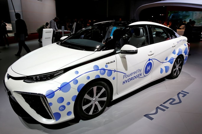 Hydrogen Fuel Cell Cars - Pros, Cons, History & How they