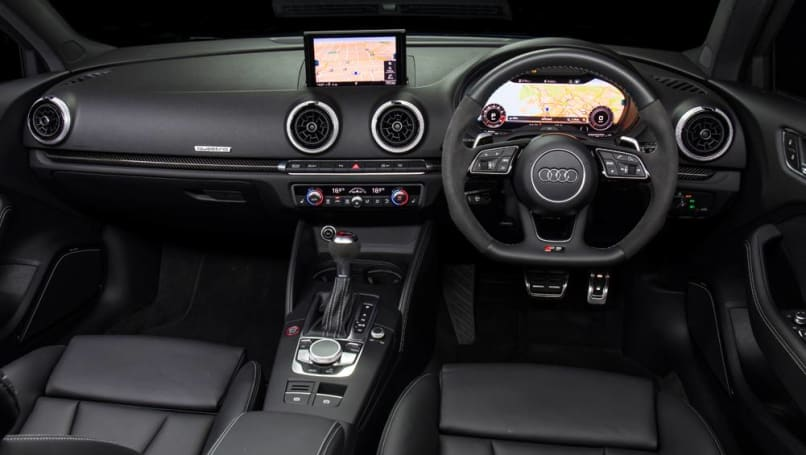 Audi RS3 Sportback 2017 pricing and spec confirmed - Car