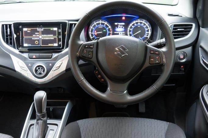 Suzuki Baleno GLX Turbo 2017 review | CarsGuide