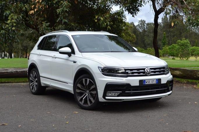 Volkswagen Tiguan 162TSI R-Line 2017 review | CarsGuide