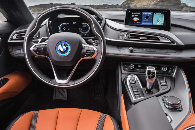 BMW i8 Roadster 2018 pricing and specs confirmed - Car News