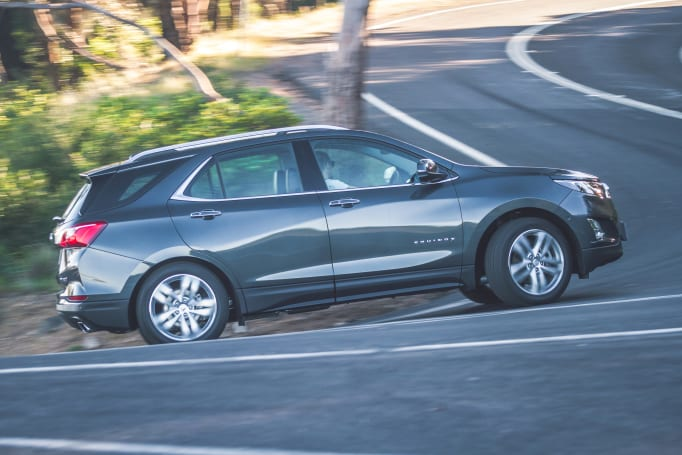 Holden Equinox 2018 review | CarsGuide