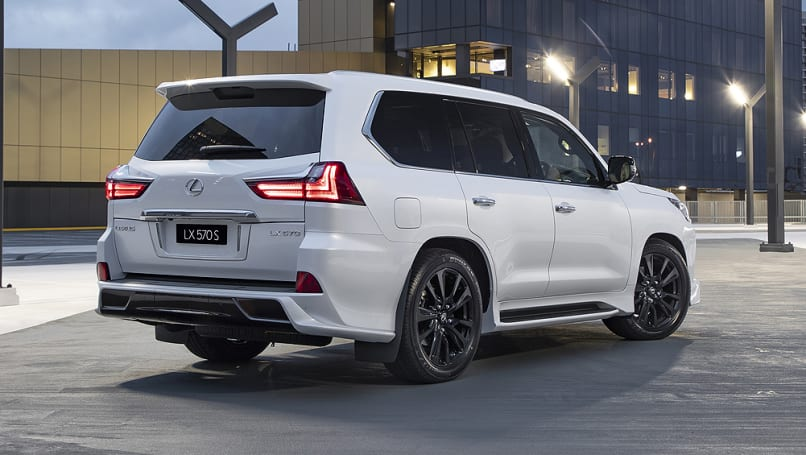 2018 Lexus LX 570: Possible Redesign, Changes, Price >> Lexus Lx570 S 2018 Pricing And Specs Confirmed Car News