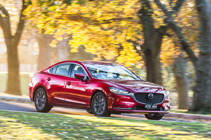 Mazda 6 2018 review | CarsGuide