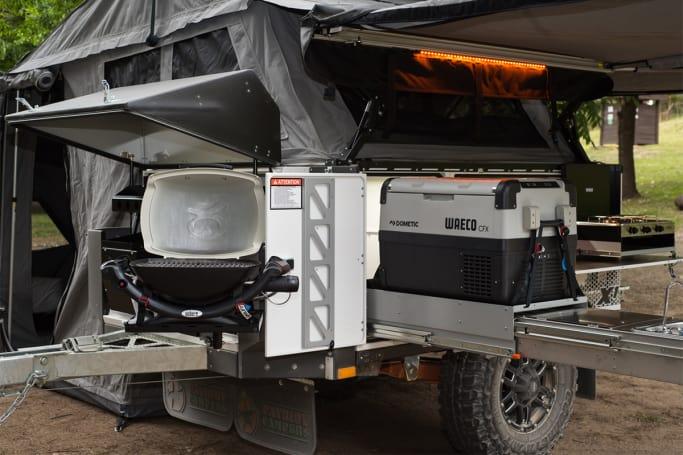 Patriot Campers X1 Grand Tourer 2018 camper-trailer review