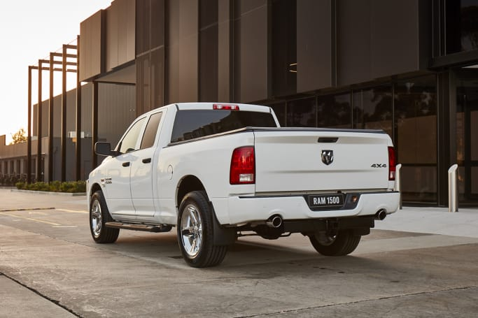 Ram 1500 2018 review   CarsGuide