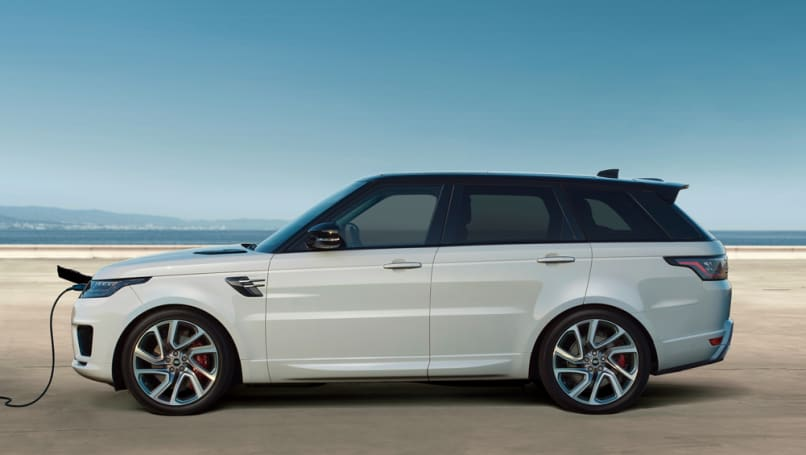 Range Rover Sport 2018 pricing and spec confirmed - Car News