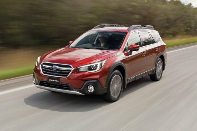 Subaru Outback 2018 review | CarsGuide