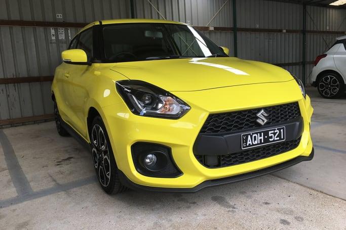 Suzuki Swift Sport 2018 review | CarsGuide