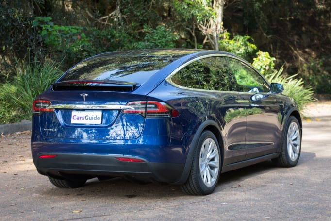 Tesla Model X 2018 review | CarsGuide