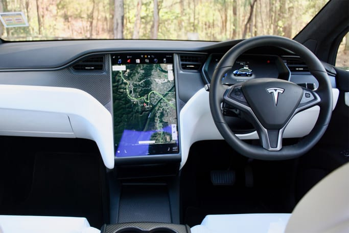 Tesla Model X 2018 review: 75D | CarsGuide