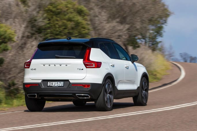 Volvo XC40 2018 review | CarsGuide