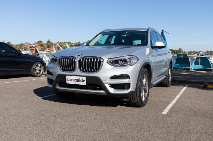 Bmw X3 Sdrive20i 2018 Review Carsguide
