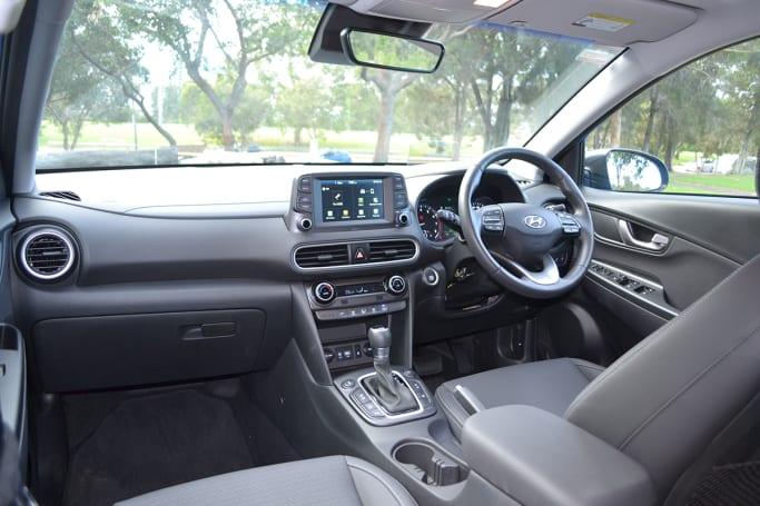Hyundai Kona Highlander AWD 2018 review | CarsGuide