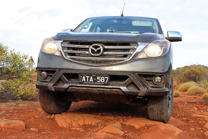 Mazda BT-50 2018 Review: Why You'd Pick It Over A Ranger