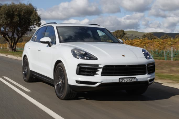 Porsche Cayenne 2018 review   CarsGuide