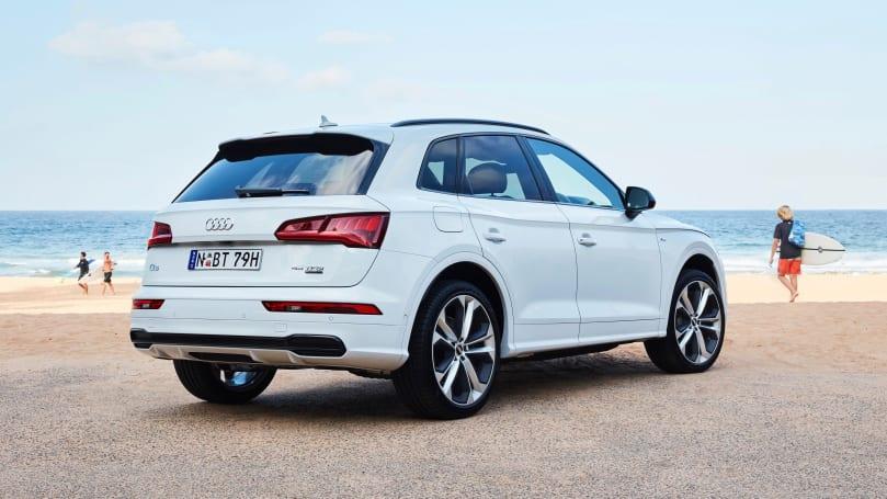 Audi Q5 Sq5 And Sq7 Gain Black Editions Car News Carsguide