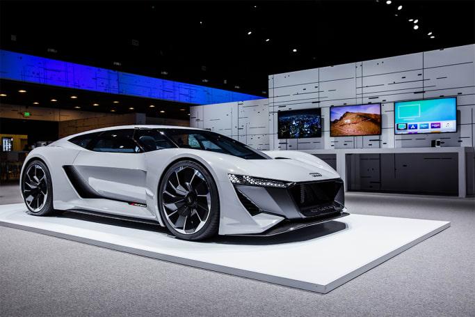 Audi E Tron Gt Price Audi S 2020 Electric Sport E 2019 09 19