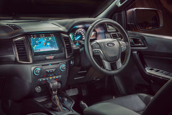 Ford Ranger 2019 2020 Review