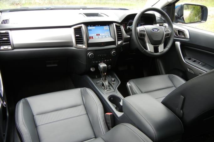 Ford Ranger XLT 2019-2020 review