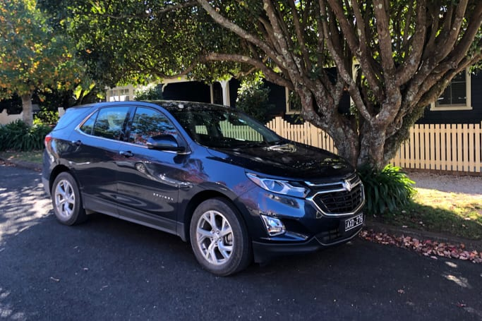 Holden Equinox 2019 Review Lt Long Term Carsguide