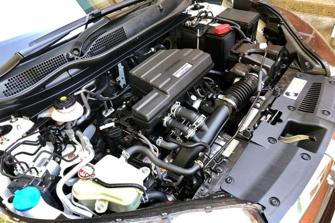 Honda CR-V 2019-2020 review: VTi-E7