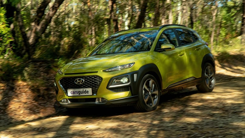 Hasil gambar untuk How The Hyundai Kona Is Meant For Outdoor Adventures
