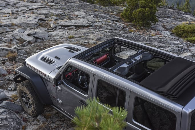 Jeep Wrangler 2018 review | CarsGuide