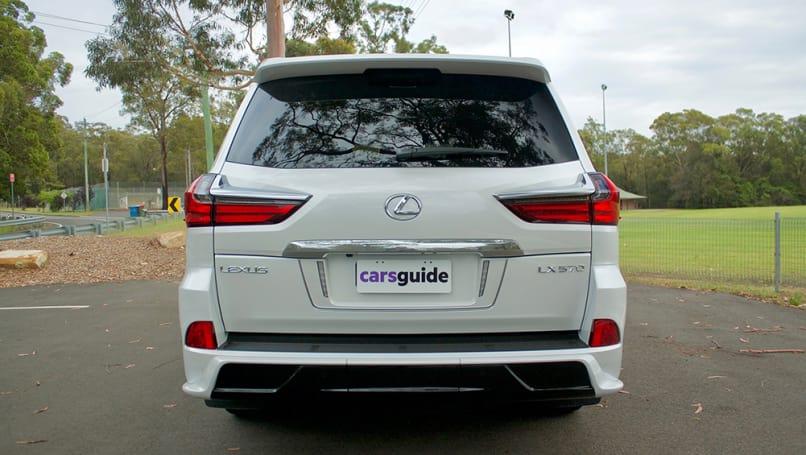 2019 Lexus LX 570: Changes, Equipment, Price >> Lexus Lx570 2019 Review S Carsguide