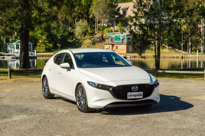 All new for its fourth generation, the Mazda3 continues to redefine what a mainstream small car is.