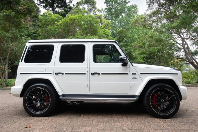 Mercedes-AMG G63 2019 review: road test | CarsGuide