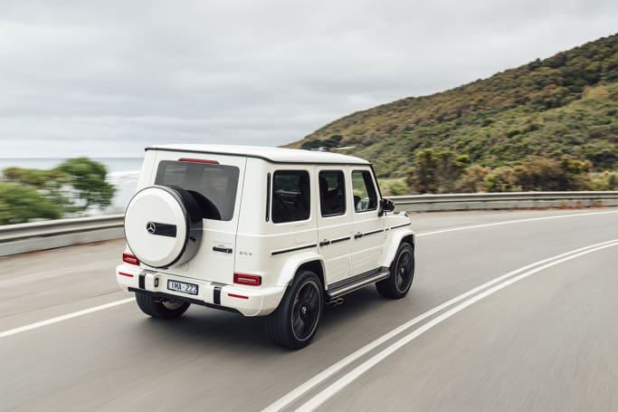 Mercedes-AMG G63 2019 review | CarsGuide