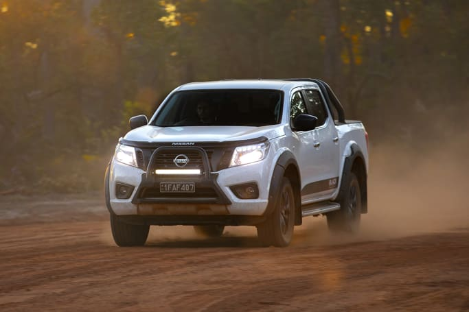 Nissan Navara ST Black Edition 2019 off-road review | CarsGuide