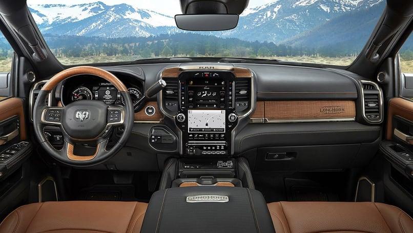 Ram Heavy Duty 2500 3500 2020 Revealed In Detroit Car
