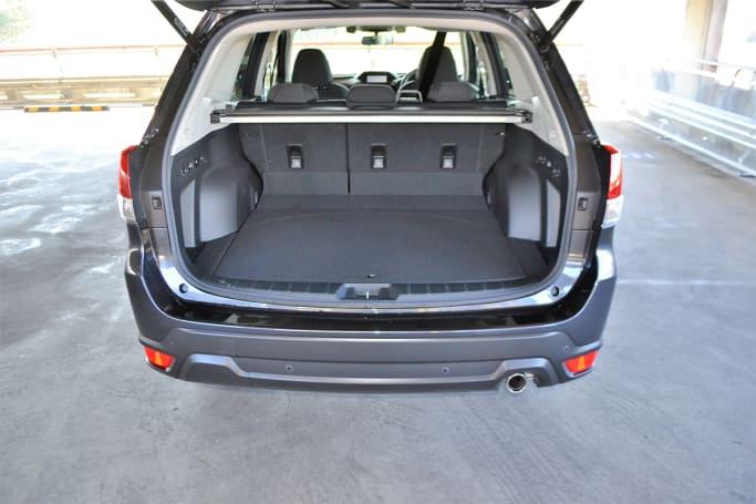 Subaru Forester Cargo Space >> Subaru Forester 2 5i Premium 2019 2020 Review